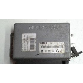 Calculateur moteur OPEL VAUXHALL FRONTERA 2.0 ref 91152540 Bosch 0261204291