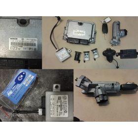 Full system Engine control / unit ecu motor JUMPER BOXER DUCATO 2.0 HDI 1332377080 1336569080 Bosch 0281010345