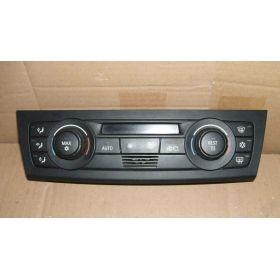 Climatronic / unité d'affichage et de commande BMW 6411-9110610-01 / 64119110610-01