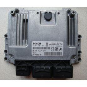 ecu engine unit PEUGEOT 207 1.6 THP 0261201864 9664852880