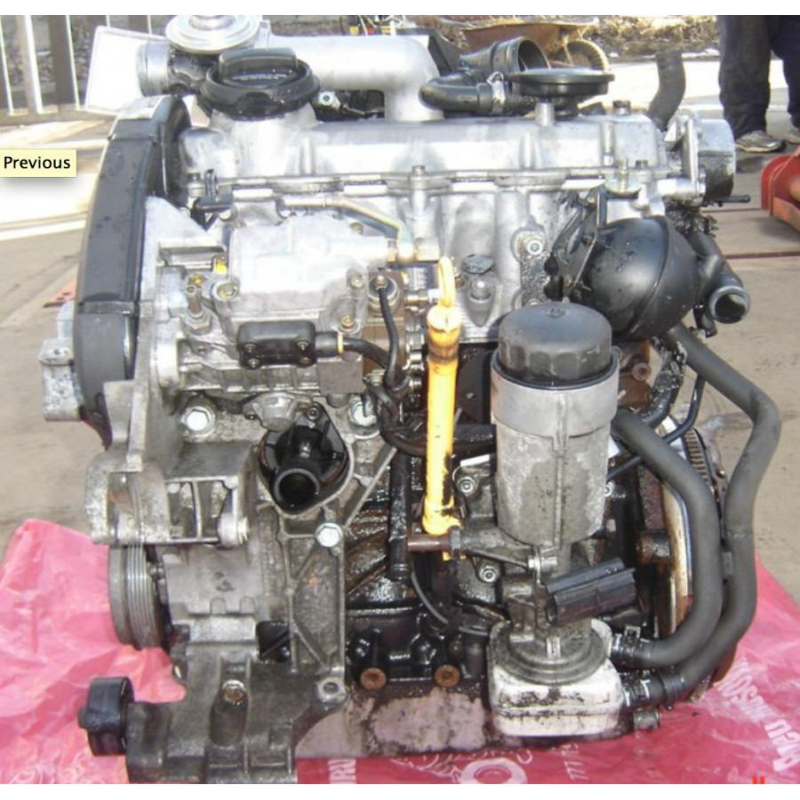 moteur 1l9 tdi 90 cv type alh  vente pi u00e8ce d u00e9tach u00e9e occasion auto sur pieces