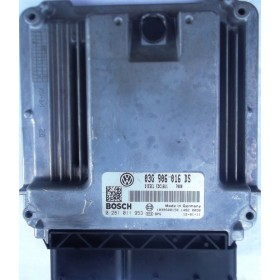 Calculateur injection moteur ref 03G906016DS