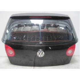Malle coffre arrière pour VW Golf 5