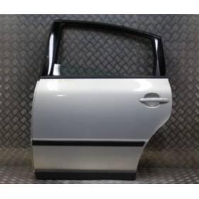 Porte portière arrière gauche grise claire pour VW Passat 3B type Berline