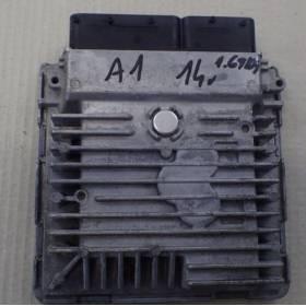 Engine control / unit ecu motor Audi A1 03L906023QA 03L906023KP Continental 5WP42954AA
