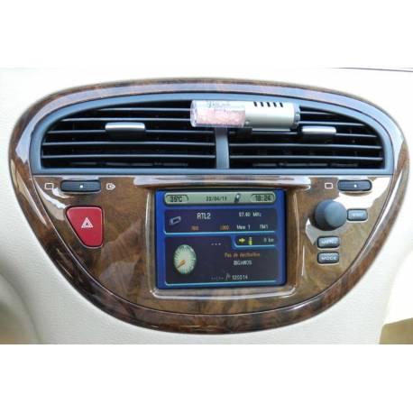 Ecran GPS unité d'affichage couleur pour Peugeot 607
