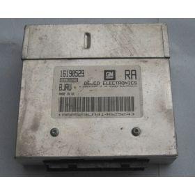 Engine control / unit ecu motor Opel Corsa B 1.2 ref 16190529