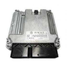KOMPUTER SILNIKA / STEROWNIK  VW TRANSPORTER T5 2.5 TDI BNZ 070906016EC Bosch 0281014893