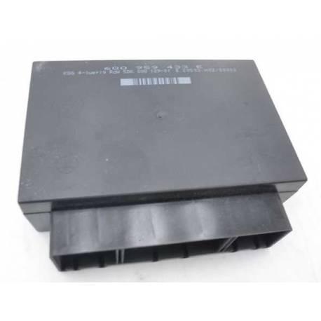 Boitier confort / Commande centralisée pour système confort ref 6Q0959433E