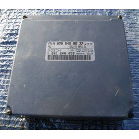 Calculateur moteur MERCEDES MERCEDES W211 3.2 V6 ref A0255458632Bosch0261206053 ***