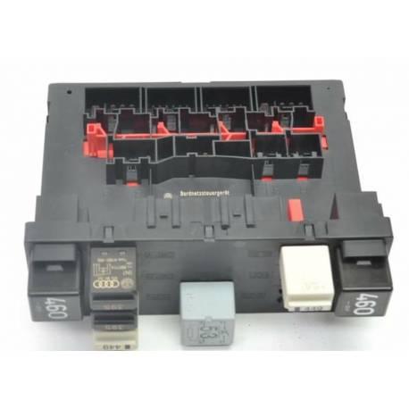 Organe de commande de réseau de bord ref 8P0907279C / 8P0907279E / 8P0907279F / 8P0907279K / 8P0907279P