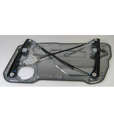 Mechanism of front left window side 3 doors for Seat Ibiza type 6L