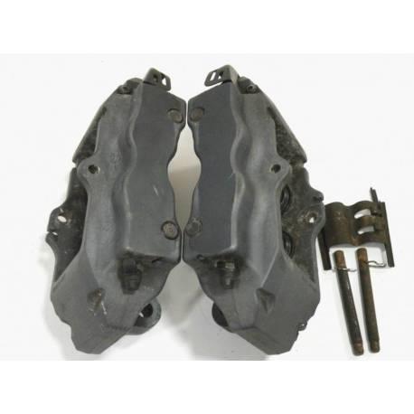 2 étriers de frein avant pour Audi Q7 / VW Touareg / Phaeton ref 7L6615149 / 7L6615150