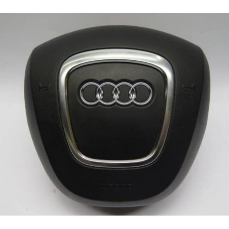 airbag volant 3 branches pour audi a3 8p ref 8p0880201aj airbag conducteur volant de. Black Bedroom Furniture Sets. Home Design Ideas