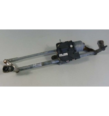 Windshield wiper bracket with wiper motor Golf 6 ref 1K1955119E / 1Q1955119A / 1Q1955119B / 1Q1955119C
