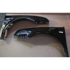 2 ailes avant pour VW Golf 4 coloris noir LC9Z