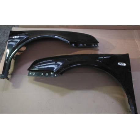 2 ailes avant pour vw golf 4 coloris noir lc9z. Black Bedroom Furniture Sets. Home Design Ideas