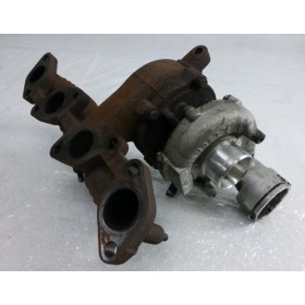 Turbo d'occasion 2L TDI 136 / 140 cv type ref 03G253019A /  03G253014H / 03G253010J