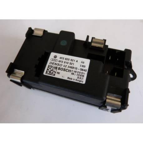 Régulateur de soufflante ref 4F0820521 / 4F0820521A pour pulseur d'air / Ventilation ref 4F0820020A