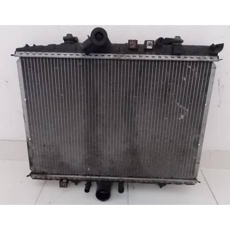 Radiateur refroidisseur d'eau pour Peugeot 406 / 607 / Citroen C5 ref 963808398002