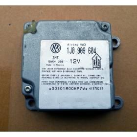 Calculateur d'airbag ref 1J0909604