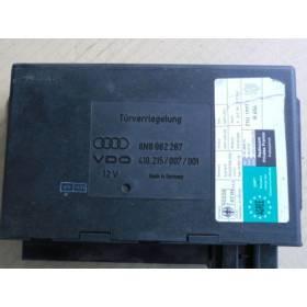 Boitier confort / Calculateur pour verrouillage centralisé pour Audi TT 8N ref 8N8962267