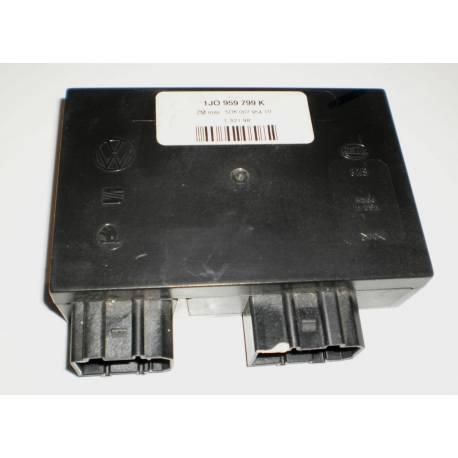 Boitier confort / Commande centralisée pour système confort ref 1J0959799K / 1J1907291A / 1J1907291E / 1J0959799AJ