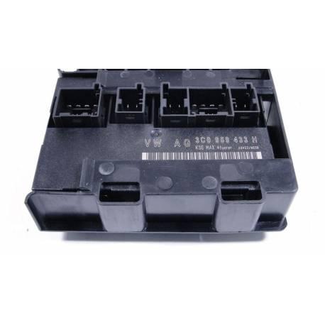 Boitier confort / Commande centralisée pour système confort ref 3C0959433H / 3C0959433K / 3C0959433M