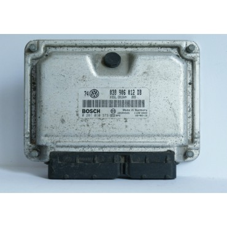 Calculateur injection moteur 1L9 SDI ref 038906012DB pour VW Bora / Golf 4 moteur AQM