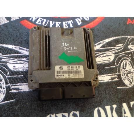Calculateur moteur pour 2L TDI 140cv ref 03G906016EG / 0281011950 / 0 281 011 950