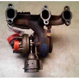 Turbo 1L4 TDI 80 cv pour Seat / VW / Skoda ref 045253019J / 045253019JX