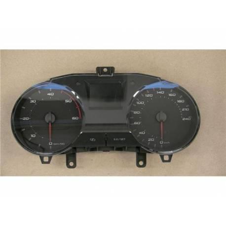 Compteur / combiné porte-instruments pour Seat Ibiza ref 6J0920800L / 6J0920800LX / 6J0920801A / 6J0920801AX