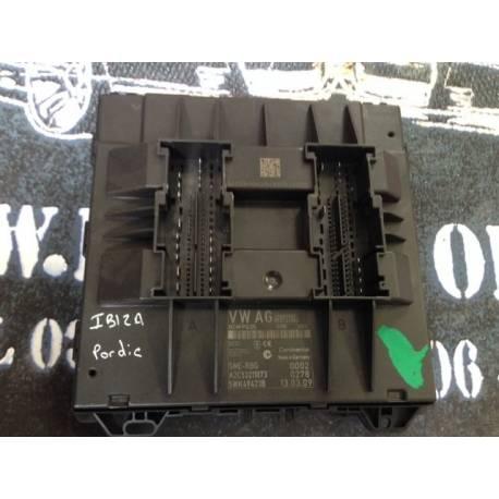 Calculateur pour système confort continental ref 5WK49423B 6R0937086 6R0937087 6R0937087D Z04 6R0937087F Z04 6R0937087H Z06