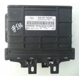 Calculateur électronique pour boite automatique 4 rapports Audi A4 / VW Passat ref 01N927733DG / 01N927733EJ / 5WK33254 K01