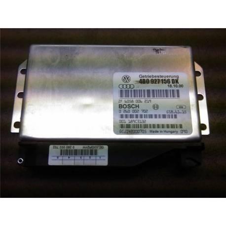 Calculateur électronique pour boite de vitesses automatique 5 rapports Audi A6 ref 4B0927156DK / Ref Bosch 0260002702