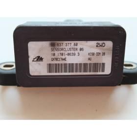 Capteur de vitesse de lacet pour Citroen DS3 Ref: 9663737780/ 96 637 377 80