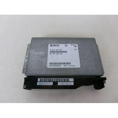 Calculateur électronique pour boite automatique Peugeot 406  ref 9650786280 / Ref Bosch 0265109089