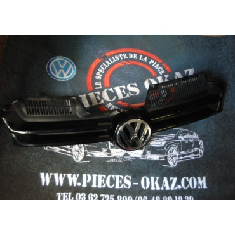 Calandre pour VW Golf 5 coloris noir code peinture L041
