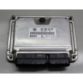 Calculateur moteur   VW Polo 9N 1L4 TDI 75 cv AMF ref 045906019BF / Ref Bosch 0281011241