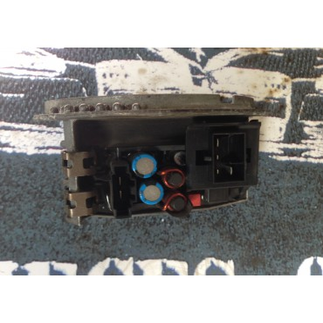 Résistance de pulseur d'air / Ventilation ref Bosch 9140010507 /  Ref Valeo 983321J-G