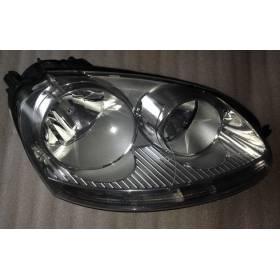 Optique / Double projecteur avant passager pour VW Golf 5