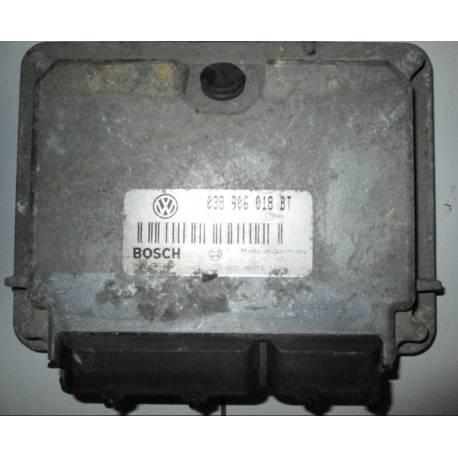 Calculateur moteur pour ref 038906018BP / Ref Bosch 0281001926
