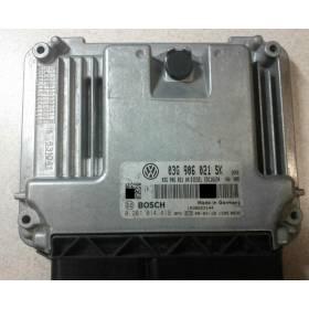 Calculateur moteur ref 03G906021SK / Ref Bosch 0 281 014 419 / 0281014419