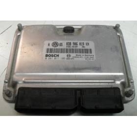 Calculateur moteur   VW Golf 4 / Bora / Skoda Octavia 1L9 TDI 100 cv ref 038906019KH / Ref Bosch 0281011195 / 0 281 011 195