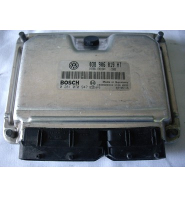 Calculateur moteur ref 038906019HT / Ref Bosch 0281010947 / 0 281 010 947
