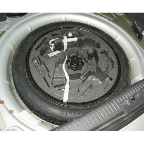 Galette roue de secours 125 70 R16 entraxe 5X112 1K0601027F / 1K0601027S / 1K0601027AL / 1K0601027AQ