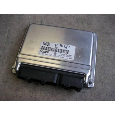 Calculateur moteur ref  071906018P / 071906018CX Ref Bosch 0261206165 / 0 261 206 165