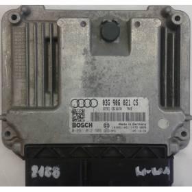 Calculateur moteur ref 03G906021CS / 03G997017MX Ref Bosch 0281012608 / 0 281 012 608
