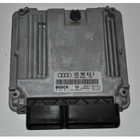 Calculateur moteur pour Audi A3 2L TDI 140 cv BKD ref 03G906016G / 03G997016X / Ref Bosch 0281011364 / 0 281 011 364