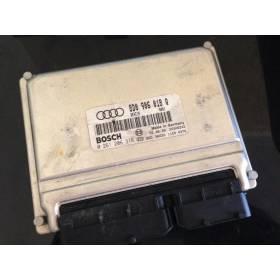 Calculateur moteur pour Audi A4 1L8 125 cv moteur APT / ARG ref 8D0906018Q / 8D0997018KX / Ref Bosch 0261206318 /  0 261 206 318
